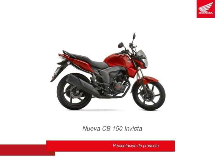Invicta Cb 150