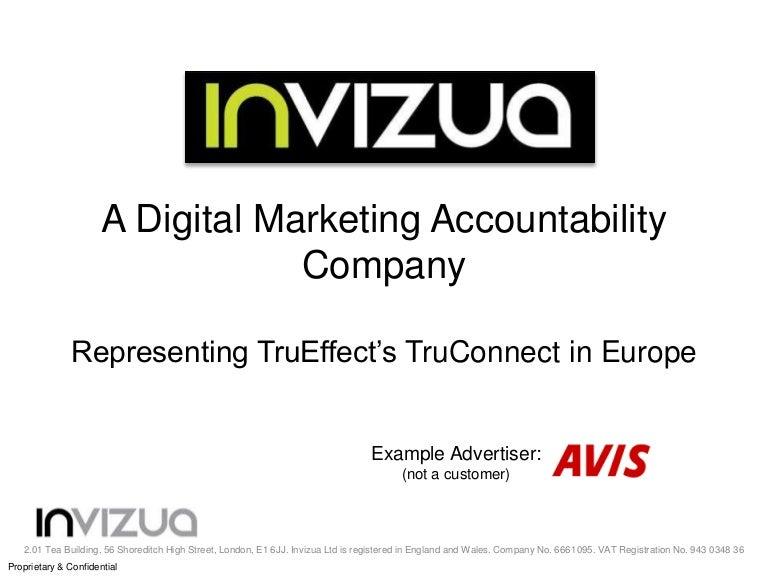 Invizua - TruEffect's TruConnect - 9 June 2010