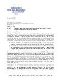 IOGA NY Letter to DEC Com. Joe Martens - Sept 2, 2011