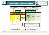 Ios examination commands