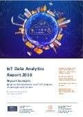 IOT Data Analytics Report 2016, Excerpts