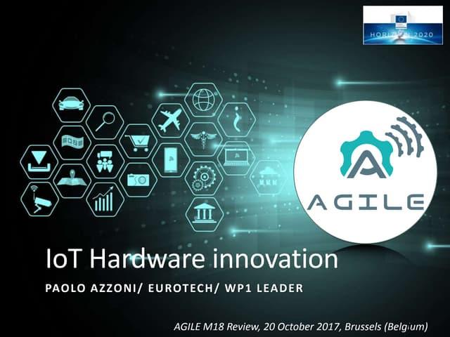 IoT Hardware innovation