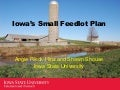 Water Quality Initiatives for Small Iowa Beef and Dairy Feedlot Operations (Small Feedlot Project)