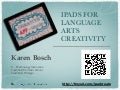 iPads for Language Arts Creativity