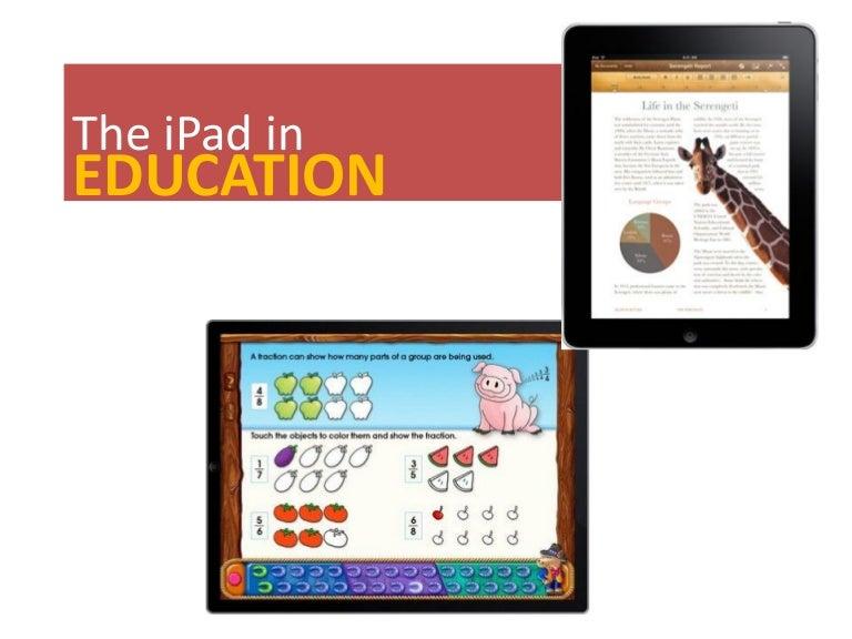 Presentation Slideshow On Ipad