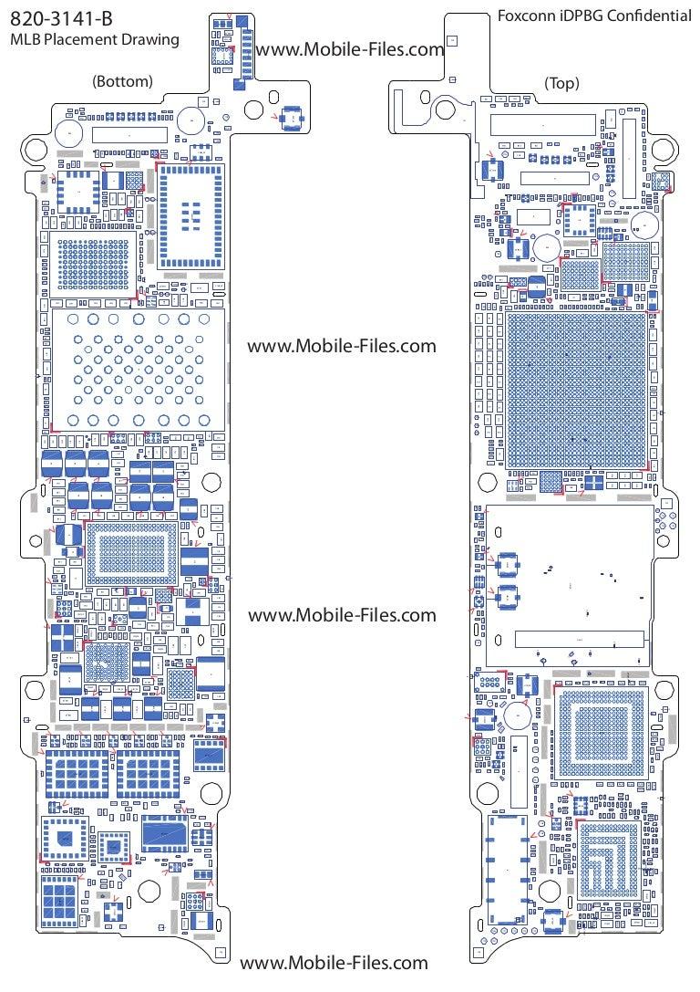 i phone 5 boardview 820 3141-b full schematic diagram  slideshare