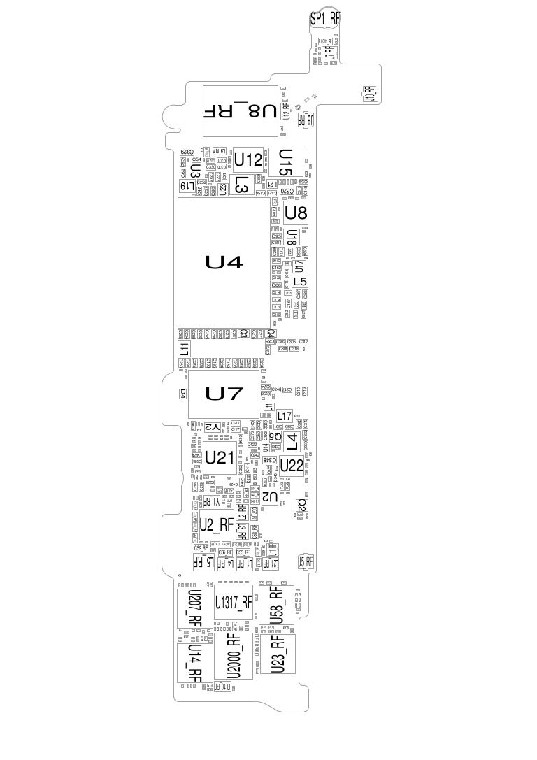 iphone 5c schematic (searchable) RF TV Transmitter Block Diagram