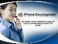 iPhone Dovelopment   overview