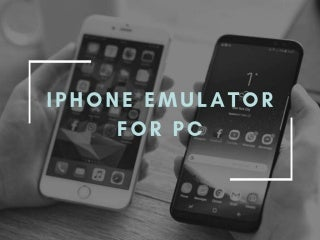 Iphone Emulator