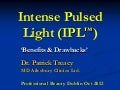 Dr. Patrick Treacy lectures on IPL (Dublin)