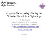IPM placing the christian church in a digital age