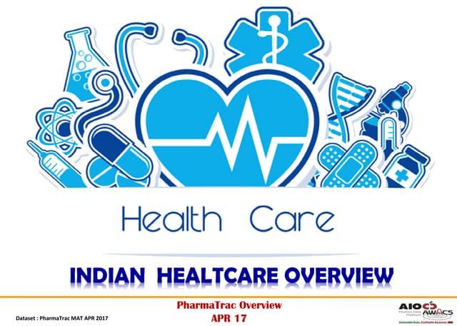 Indian Pharma Market - April 2017 Highlights