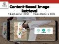 Content Based Image Retrieval