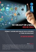 50 ideas for using beacons