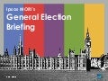 Ipsos MORI General Election 2015 Briefing