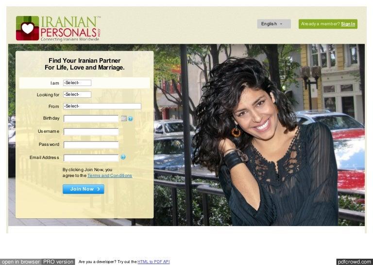 Online Dating Kalla Fötter, Dejta En Tjej Från Iran.