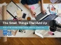 IRCE 2016 Speaking Session – The Small Things That Add Up: How to Find What Design Factors Influence Conversion Rates