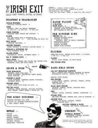 king nyc menu