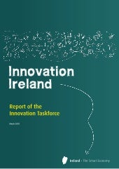 Irish Innovation Taskforce - Final Report - Office of the Prime Minister - March 2010