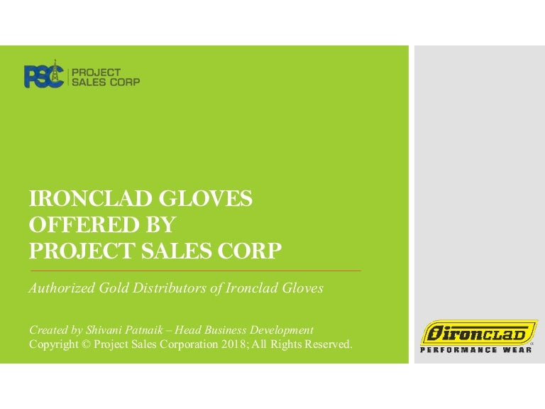 IronClad INDI-RC5 Rigger 5 Cut Resistant Rope Channel Glove Select Size
