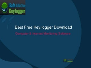 Isafe keylogger-download
