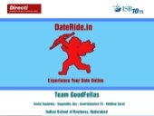 Directi Case Study Contest - Team Goodfellas from ISB Hyderabad