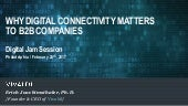 Why Digital Connectivity Matters to B2B Companies