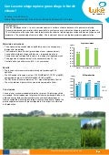 Can Lucerne silage replace grass silage in Nordic climate? - A. Sairanen & A. Palmio, Luke