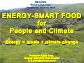 ISES 2013  - Day 3 - Professor Ralph Sims (Professor, Massey University) - Food vs. Fuel