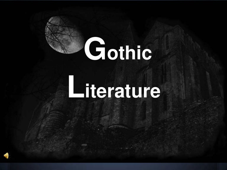 isfd lee main features in gothic literature