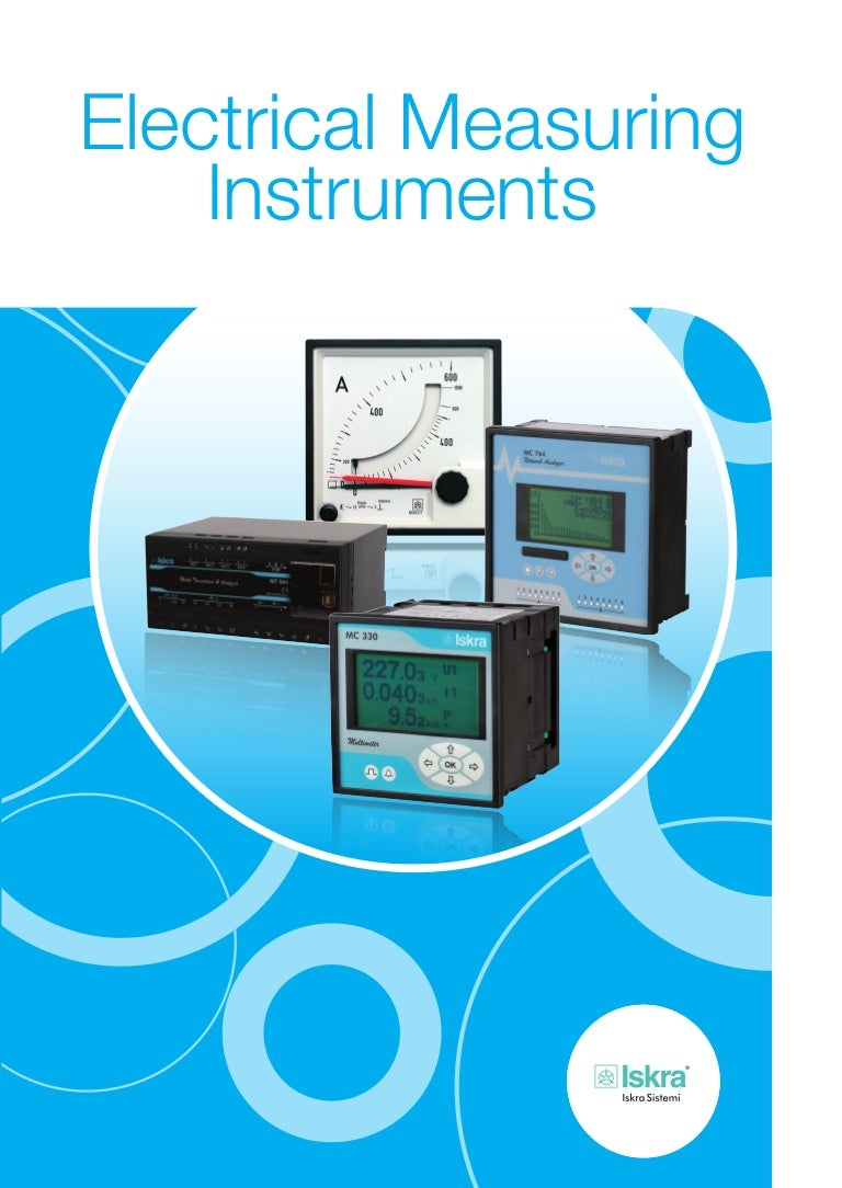 Iskra Electrical Measuring Instruments