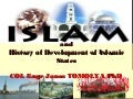 Islam and history of development Islamic states