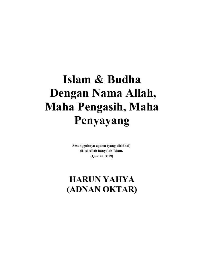 Islam Budha