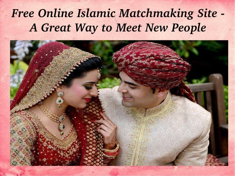 Online matchmaking site