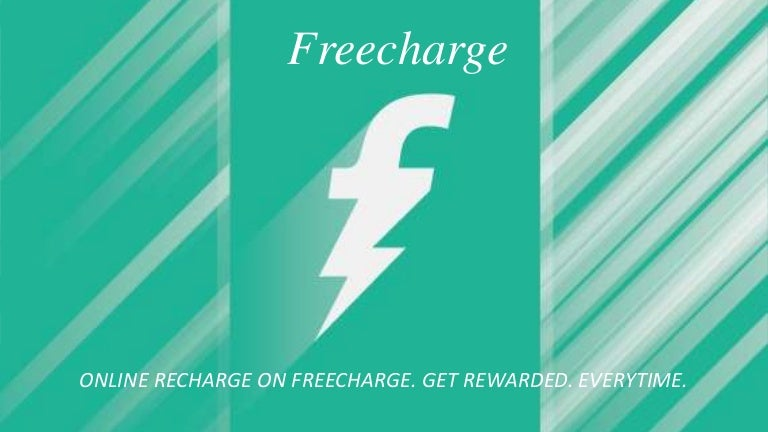 Review On Freecharge And Zomato