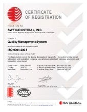 ISO 9001:2008 CERTIFICATE 2014-2017