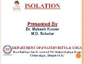 Isolation ward in hospital.ppt