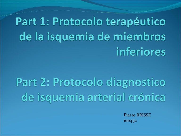 isquemia aguda de miembros inferiores clasificacion