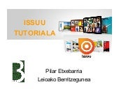 Issuu tutoriala