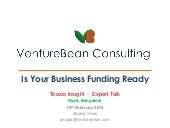 Is your business funding ready