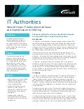 Nimsoft Helps IT Authorities Add Value and Sophistication to Offering