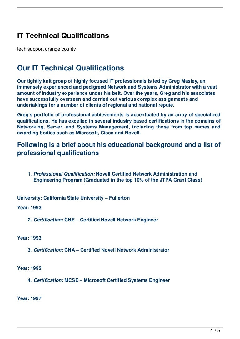 It technical qualifications 121023023734 phpapp01 thumbnail 4gcb1350959860 1betcityfo Images