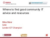 It4 ccommunityi tresources
