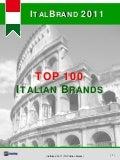 ItalBrand 2011 - TOP 100 Italian Brands