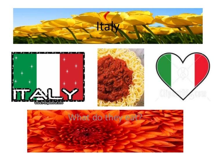 Italian Cuisine