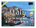 Italy on the Social Web