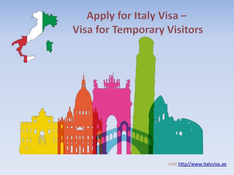 Italy Visa Process And Requirements