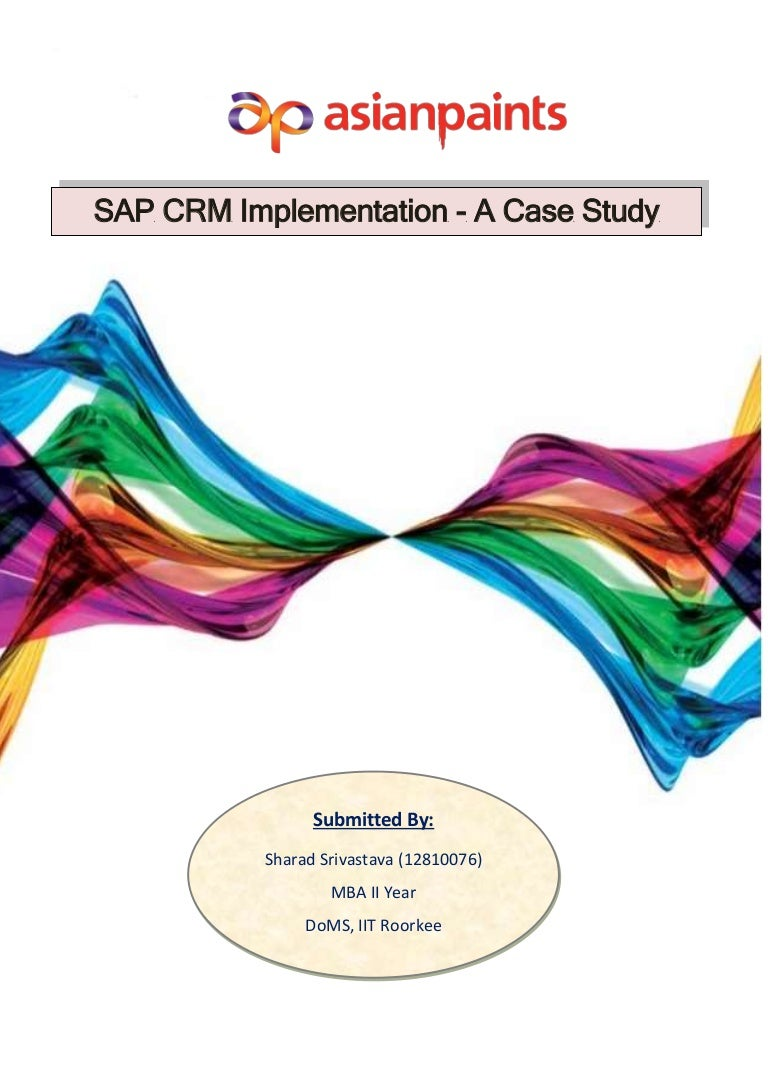 sap crm customer case studies Microsoft customer stories see how microsoft tools help companies run their business.