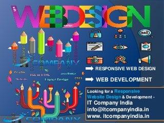 itcompanyindia - Website Design & Development Services India - IT Company India