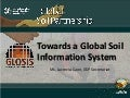 Towards a Global Soil Information System (GLOSIS)